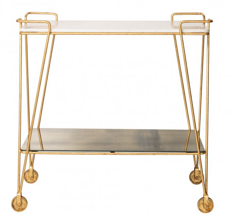 Drinks Trolley by Oliver Bonas